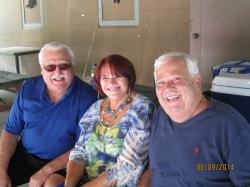 Gus Louis, Shari, Jim Mallo